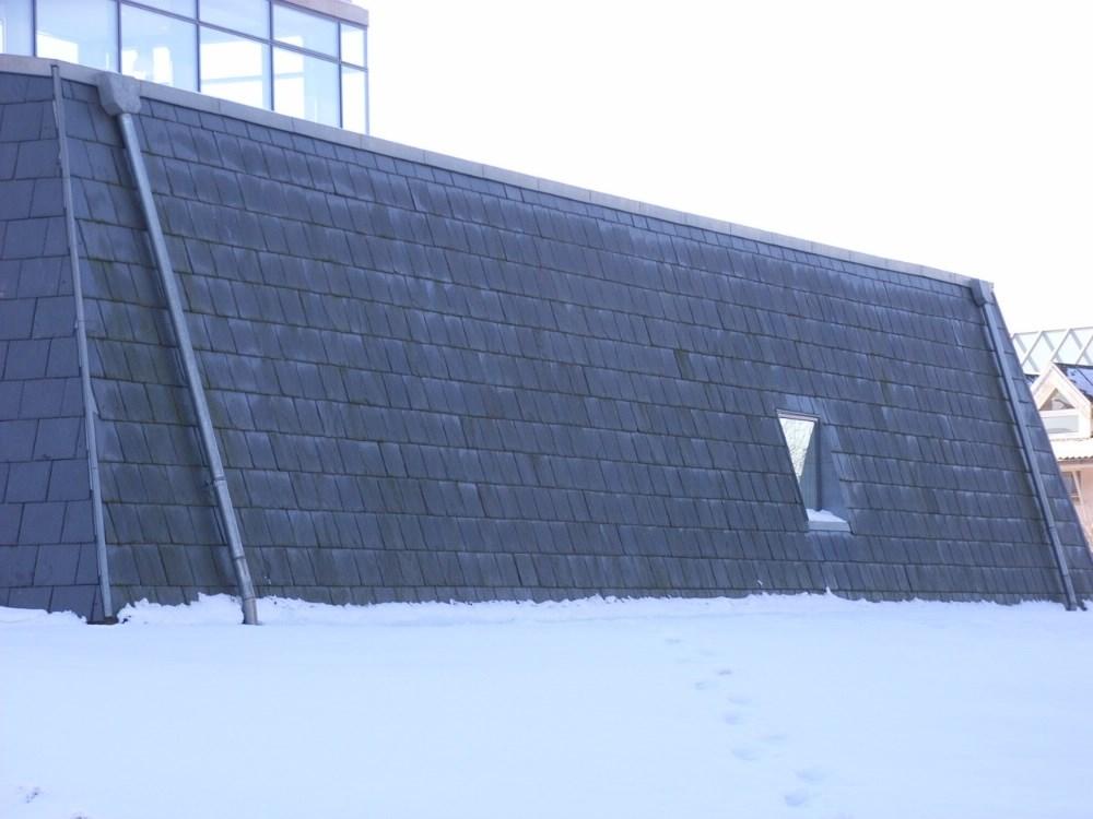Berømte Reparation og vedligeholdelse af skifertage i Lynge GD41